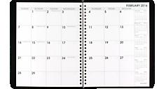 2016 Large Print Monthly Planner (70LP09_16) (Item # 70LP09_16)