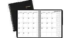 2017 Large Print Monthly Planner (70LP09_17) (Item # 70LP09_17)
