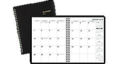 Large Print Monthly Planner (70LP09) (Item # 70LP09)
