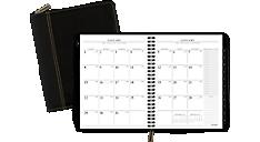 2017 Executive Monthly Planner (70N547_17) (Item # 70N547_17)