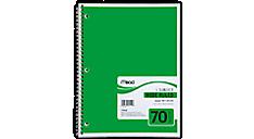 Spiral® Notebook 1 Subject (05510) (Item # 05510)