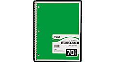 Spiral® Notebook 1 Subject (05512) (Item # 05512)