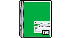 Spiral® Notebook 5 Subject (05682) (Item # 05682)