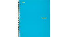 Wirebound College Ruled Notebook - 5 Subject (06208C) (Item # 06208C)