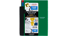 Advance® Wirebound 2 Subject Notebook (08194) (Item # 08194)