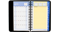 2016 QuickNotes® Weekly-Monthly Pocket Appointment Book (7603_16) (Item # 7603_16)