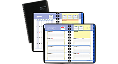 2017 QuickNotes Weekly-Monthly Pocket Appointment Book (7603_17) (Item # 7603_17)