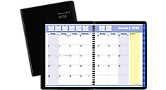 QuickNotes Monthly Planner (7606) (Item # 7606)