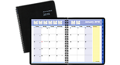 QuickNotes Monthly Planner (7608) (Item # 7608)