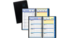 2015-2016 QuickNotes® Academic Weekly/Monthly Appointment Book (7612_16) (Item # 7612_16)