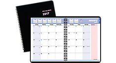 2017 QuickNotes Breast Cancer Awareness Monthly Planner (76PN08_17) (Item # 76PN08_17)