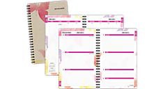 2017 Watercolors Recycled Weekly-Monthly Planner (791-200G_17) (Item # 791-200G_17)