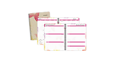2016 Watercolors Weekly/Monthly Planner (791-905G_16) (Item # 791-905G_16)