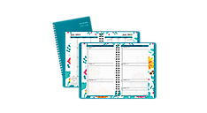 2015-2016 Evelina Academic Weekly/Monthly Appointment Book (801-200A_A5) (Item # 801-200A_A5)
