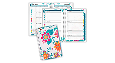 2015 - 2016 Evelina Academic Weekly/Monthly Planner - Medium (801-201A_16) (Item # 801-201A_16)