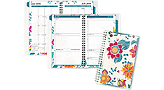 2016 - 2017 Evelina Academic Weekly-Monthly Planner - Medium (801-201A_17) (Item # 801-201A_17)