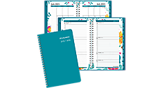 2015-2016 Evelina Academic Weekly/Monthly Appointment Book (801-300A_A5) (Item # 801-300A_A5)