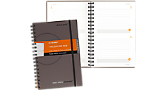 Two Days Per Page Planning Notebook (806203) (Item # 806203)