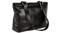 Western Coach Leather Tote (88691) (Item # 88691)