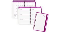 2017 Color Play Weekly-Monthly Planner - Medium (894-200_17) (Item # 894-200_17)