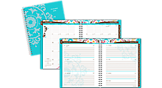 2016 Suzani Professional Weekly/Monthly Planner (917-905_16) (Item # 917-905_16)