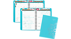 2017 Suzani Premium Weekly-Monthly Appointment Book (917P-200_17) (Item # 917P-200_17)