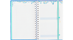 Two Days Per Page Planning Notebook (984-6203) (Item # 984-6203)