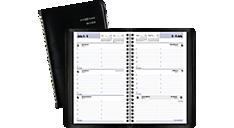 DayMinder Academic Weekly Appointment Book (AF225) (Item # AF225)