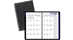 2015-2016 Academic Weekly/Monthly Planner (AYC200_16) (Item # AYC200_16)