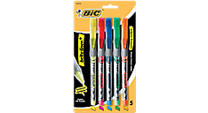 Brite Liner+ Highlighter Pen-Style (B4P51) (Item # B4P51)