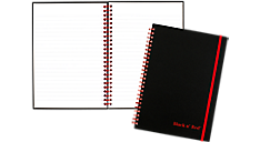 Ruled Business Notebook (C67009) (Item # C67009)