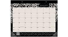 2016 Lacey Monthly Desk Pad (D141-704_16) (Item # D141-704_16)