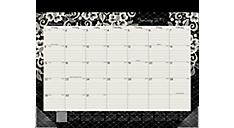 2017 Lacey Monthly Desk Pad (D141-704_17) (Item # D141-704_17)