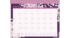 2016 Rosalita Monthly Desk Pad (D156-704_16) (Item # D156-704_16)