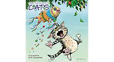 2017 Gary Patterson's Cats Wall Calendar (DDD550_17) (Item # DDD550_17)