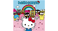 2017 Hello Kitty Wall Calendar (DDD658_17) (Item # DDD658_17)