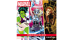 2017 Women of Marvel Wall Calendar (DDD670_17) (Item # DDD670_17)