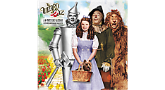 2017 The Wizard Of Oz Wall Calendar (DDD750_17) (Item # DDD750_17)