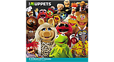 2017 Disney The Muppets Wall Calendar (DDD827_17) (Item # DDD827_17)