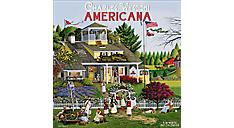 2017 Charles Wysocki Americana Wall Calendar (DDD876_17) (Item # DDD876_17)