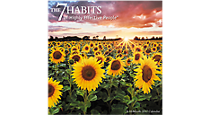 2017 The 7 Habits of Highly Effective People Wall Calendar (DDD881_17) (Item # DDD881_17)