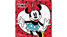 2017 Disney Minnie Mouse Wall Calendar (DDD895_17) (Item # DDD895_17)