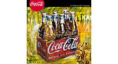 2017 Coca-Cola Wall Calendar (DDD948_17) (Item # DDD948_17)