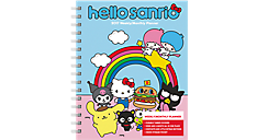 2017 Hello Kitty Weekly-Monthly Planner w- Tabs (DDEN04_17) (Item # DDEN04_17)