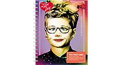 2017 I Love Lucy Weekly-Monthly Planner w- Tabs (DDEN07_17) (Item # DDEN07_17)