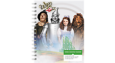 2017 The Wizard of Oz Weekly-Monthly Planner w- Tabs (DDEN13_17) (Item # DDEN13_17)