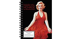 2017 Marilyn Monroe Weekly-Monthly Planner w- Tabs (DDEN16_17) (Item # DDEN16_17)
