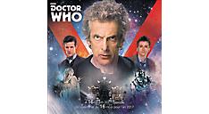 2017 Doctor Who Bilingual (French-English) Calendar (DDF913_17)  (Item # DDF913_17)