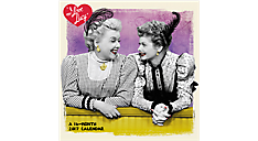 2017 I Love Lucy Mini Wall Calendar (DDMN44_17) (Item # DDMN44_17)