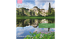 2017 Psalms Mini Wall Calendar (DDMN50_17) (Item # DDMN50_17)